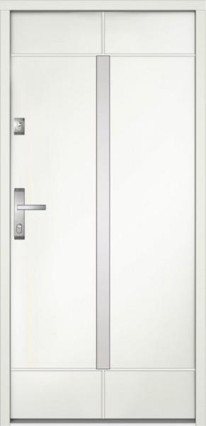 białe drzwi gerda